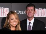 Mariah Carey Boyfriend James Packer Red Carpet Debut The Intern Premiere
