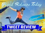 Subramanyam For Sale Tweet Review Audience Response