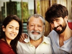 Shahid Kapoor New Selfie With Wife Mira Rajput Dad Pankaj Kapoor Is So Fresh