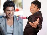 Puneeth Rajkumar Turns Poducer For Sharan Starrer Nataraja Service