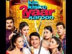 Kapil Sharma Kis Kisko Pyaar Karoon Second Day Saturday Box Office Collection