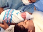 Good News Veena Malik Delivers A Baby Girl