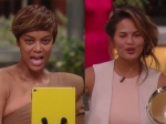 Tyra Banks Chrissy Teigen Makeup Free Fablife Episode