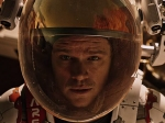 The Martian Box Office Matt Damon Space Film Opening Weekend