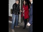 Amal Clooney Wardrobe Malfunction First Wedding Anniversary Celebrations