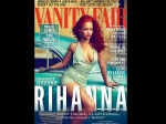 Rihanna Bares Vanity Fair November Issue Talks Dating Matt Kemp Photos