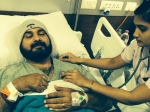 Comedy Nights With Kapil Navjot Singh Sidhu Says Down But Not Out Suffering From Dvt
