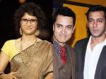 Finally Kiran Rao Speaks About Aamir Khan Salman Khan Fight