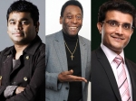 Ar Rahman To Meet Pele And Sourav Ganguly In Kolkata