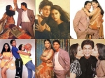 Shahrukh Khan Kajol Unseen Photoshoot For Kuch Kuch Hota Hai