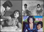 Amitabh Bachchan Birthday Hot Bold Pics With Bikini Clad Zeenat Aman