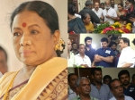 Manorama Passes Away Celebrities Pay Homage Rajinikanth