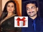 Aditya Chopra Wonderful Gift For Pregnant Wife Rani Mukherjee And The Baby