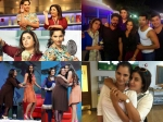Friends Forever Ten Crazy Moments Of Farah Khan With Sania Mirza Pics