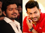 Prithviraj Is A Fan Of Ilayathalapathy Vijay