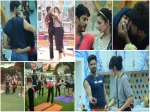 Bigg Boss 9 Day 4 Sneak Peek Mandana Rochelle Catfight Captaincy Task Suyyash Upset