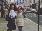 Pics Jacqueline Fernandez Goes Shopping In London