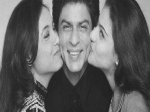 Shahrukh Khan Goes Nostalgic Over Kuch Kuch Hota Hai Shares Kissing Pic