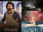 Days Of Indian Epic Biggest Blockbuster Baahubali Fans Hungama Celebrations