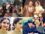 Salman Khan Sonam Kapoor Unseen Pics From The Sets Of Prem Ratan Dhan Payo