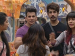 Bigg Boss 9 Day 8 Roopal Upset With Ex Bf Ankit Exit Nilami Task Kishwer Roopal Fight