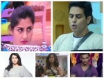 Bigg Boss 9 Yuvika Vikas Safe Rimi Mandana Roopal Prince Aman Nominated 2nd Eviction