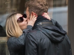 Chris Martin And Annabelle Wallis Holiday In Paris