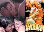 Flashback When Madhuri Dixit Smooched Vinod Khanna Dayavan Love Making Scene