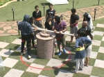 Bigg Boss 9 Double Trouble Lagaan Task Cause Bask To Back Fight