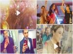 Parth Samthaan Meri Aashiqui Tum Se Hi Radhika Madan Shakti Arora Enjoy Navratri Tour