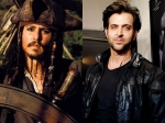 Hrithik Roshan To Play Johnny Depp Character Captain Jack Sparrow In His Next