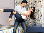 Pictures Of Shahrukh Khan Sweeping Women Off Their Feet Literally