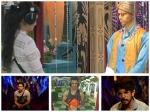 Bigg Boss 9 Bhavishyavani Babaji Warns Rochelle Kishwer Suyyash Prince Yuvika Aman