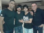 Ram Charan Hosts A Party For Shah Rukh Khan And Team Dilwale