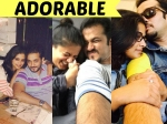 Priyamani Cute And Crazy Pictures With Boyfriend Mustufa Raj