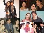 Beautiful Memories Shahrukh Khan Karisma Kapoor Unseen Candid Pictures