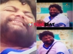 First Time Caught On Camera Huccha Venkat Laughing In Bb