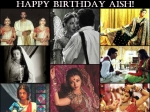 Birthday Special Aishwarya Rai Bachchan Unseen Pics From The Sets Of Devdas