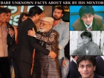 Rare Facts About Shahrukh Khan Revealed By Mentor Lekh Tandon