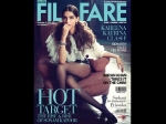 The Beautiful Sonam Kapoor Heats Up The Cover Page Of Filmfare 205437 Pg