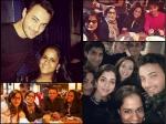 Salman Sister Arpita Khan Celebrating Anniversay With Aayush Sharma In London Pics