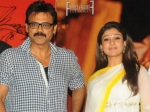 Venkatesh And Nayantara To Team Up Again