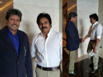 When Pawan Kalyan Asked For Photo Graphy Kapil Dev Gujarat