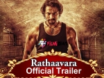 Watch Roaring Star Srimurali Official Trailer Of Rathaavara