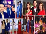 Zee Rishtey Awards 2015 Sriti Shabbir Drashti Dhami Surbhi Jyoti Vivek Oberoi Sizzle