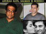 Jagga Jasoos Director Anurag Basu Calls Salman Khan A Boring Actor