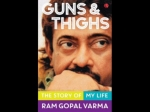Rgv Dedicates Autobiography To Pornstar Tori Black Few Gangsters
