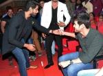 Why Rana Touched Mahesh Babu S Feet