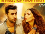 Ranbir Kapoor Tamasha Second Day Saturday Box Office Collection Report
