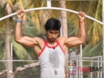 Real Commonwealth Players Help Atharvaa To Shape Up For Eetti